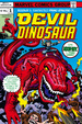 Cover of Devil Dinosaur