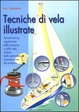 Cover of Tecniche di vela illustrate