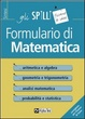 Cover of Formulario di matematica