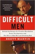 Cover of Difficult Men