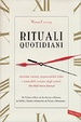 Cover of Rituali quotidiani