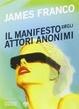 Cover of Il manifesto degli attori anonimi
