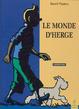 Cover of Le Monde d'Hergé