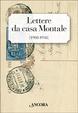 Cover of Lettere da casa Montale