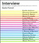 Cover of Interview