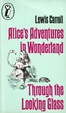 Cover of Alice's Adventures in Wonderland and Through the Looking-Glass