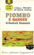 Cover of Piombo e sangue