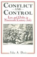 Cover of Conflict and Control