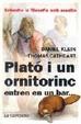 Cover of Plató i un ornitorinc entren en un bar...
