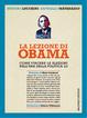 Cover of La lezione di Obama