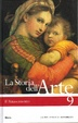 Cover of La storia dell'arte - Vol. 9