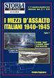 Cover of I mezzi d'assalto italiani 1940-1945 - Parte 1a