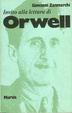 Cover of Invito alla lettura di Orwell