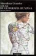 Cover of Atlas de geografía humana