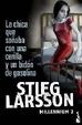 Cover of La chica que soñaba con una cerilla y un bidón de gasolina