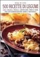 Cover of Cinquecento ricette di legumi