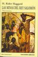 Cover of Las minas del rey Salomón