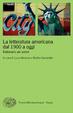 Cover of La letteratura americana dal 1900 a oggi