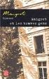 Cover of Maigret ET Les Braves Gens