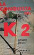Cover of La conquista del K2