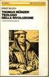 Cover of Thomas Munzer, teologo della rivoluzione.