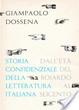 Cover of Storia confidenziale della letteratura -