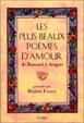 Cover of Les Plus Beaux Poèmes d'amour de Ronsard à Aragon