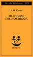 Cover of Sillogismi dell'amarezza