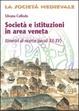 Cover of Società e istituzioni in area veneta