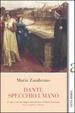 Cover of Dante, specchio umano