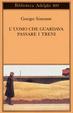 Cover of L'uomo che guardava passare i treni