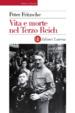 Cover of Vita e morte nel terzo Reich