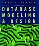 Cover of Database Modeling & Design
