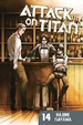 Cover of Attack on Titan, Vol. 14