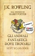 Cover of Gli animali fantastici: dove trovarli