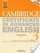 Cover of Cambridge Certificate in Advanced English 3 Teacher's Book
