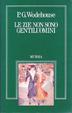 Cover of Le zie non sono gentiluomini