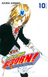 Cover of Tutor Hitman REBORN! 10