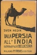 Cover of Dalla Persia all'India attraverso il Seistan e il Belucistan - Vol. 1