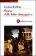 Cover of Storia della letteratura greca