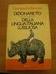 Cover of Dizionarietto (illustrato) della lingua italiana lussuosa