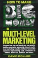 Cover of How to Make Big Money in Multi-level Marketing