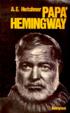 Cover of Papà Hemingway