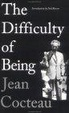 Cover of The Difficulty of Being