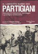 Cover of Il libretto rosso dei partigiani