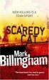 Cover of Scaredy Cat