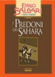 Cover of I predoni del Sahara
