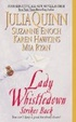 Cover of Lady Whistledown Strikes Back