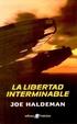 Cover of La libertad interminable