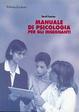 Cover of Manuale di psicologia per gli insegnanti